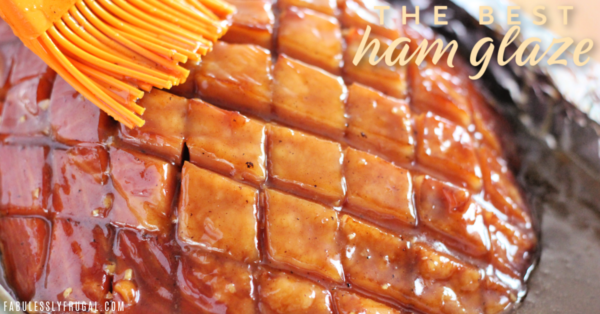 The best ham glaze recipe