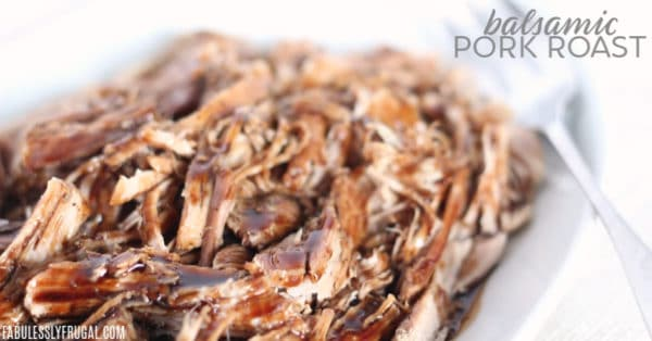 Pork sirloin tip roast recipe slow cooker or instant pot
