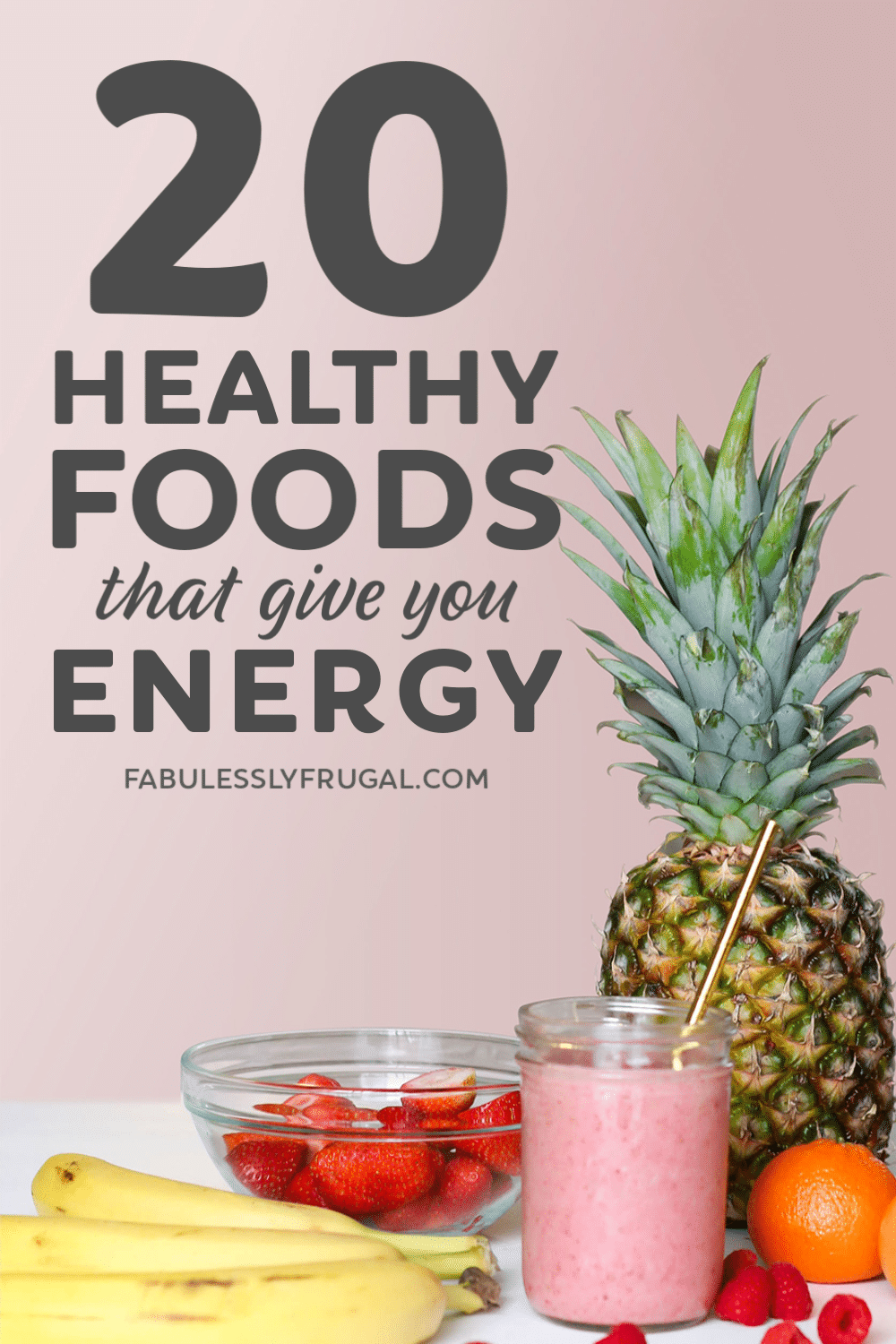 Best food to give you energy