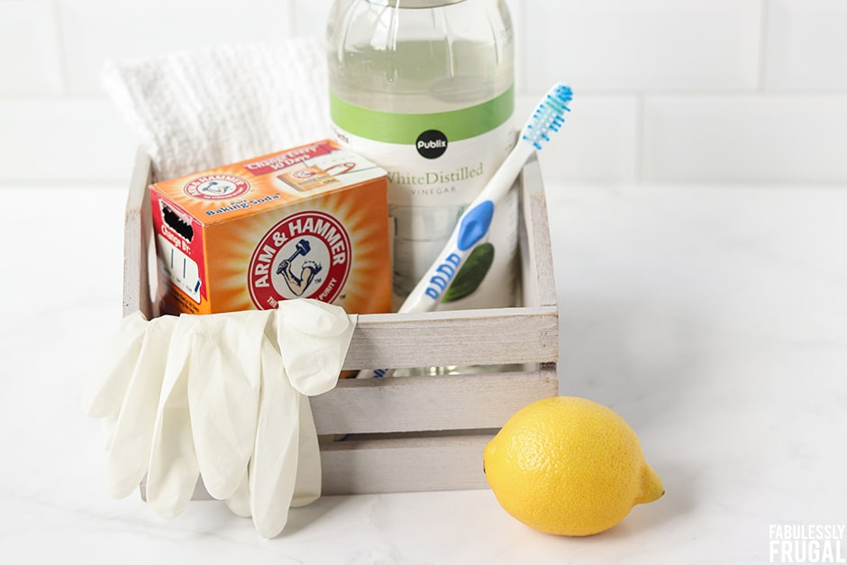 Ingredients for toilet odor remover