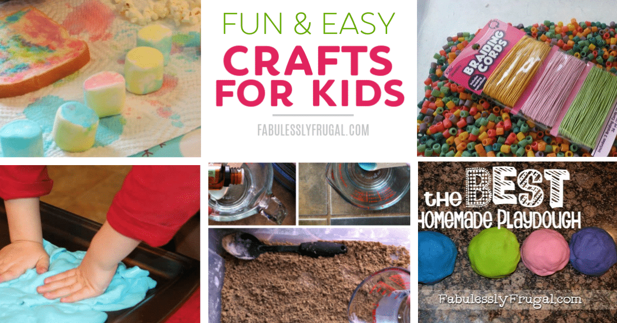 Go to crafts for kids post